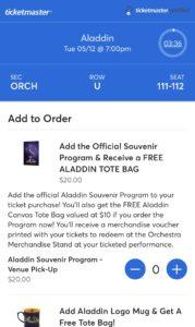 img 0667 medium - ニューヨーク ブロードウェイでアラジンのチケット購入方法!