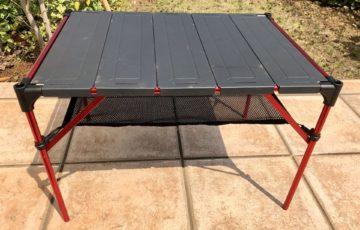 img 1065 home thum - Moon Lenceの折りたたみ式キャンプ用テーブルを使ってみて